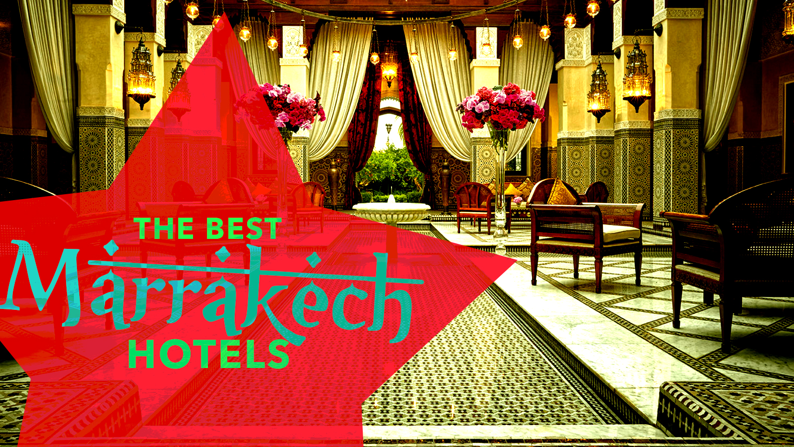 Best Marrakech Hotels and Accommodations
