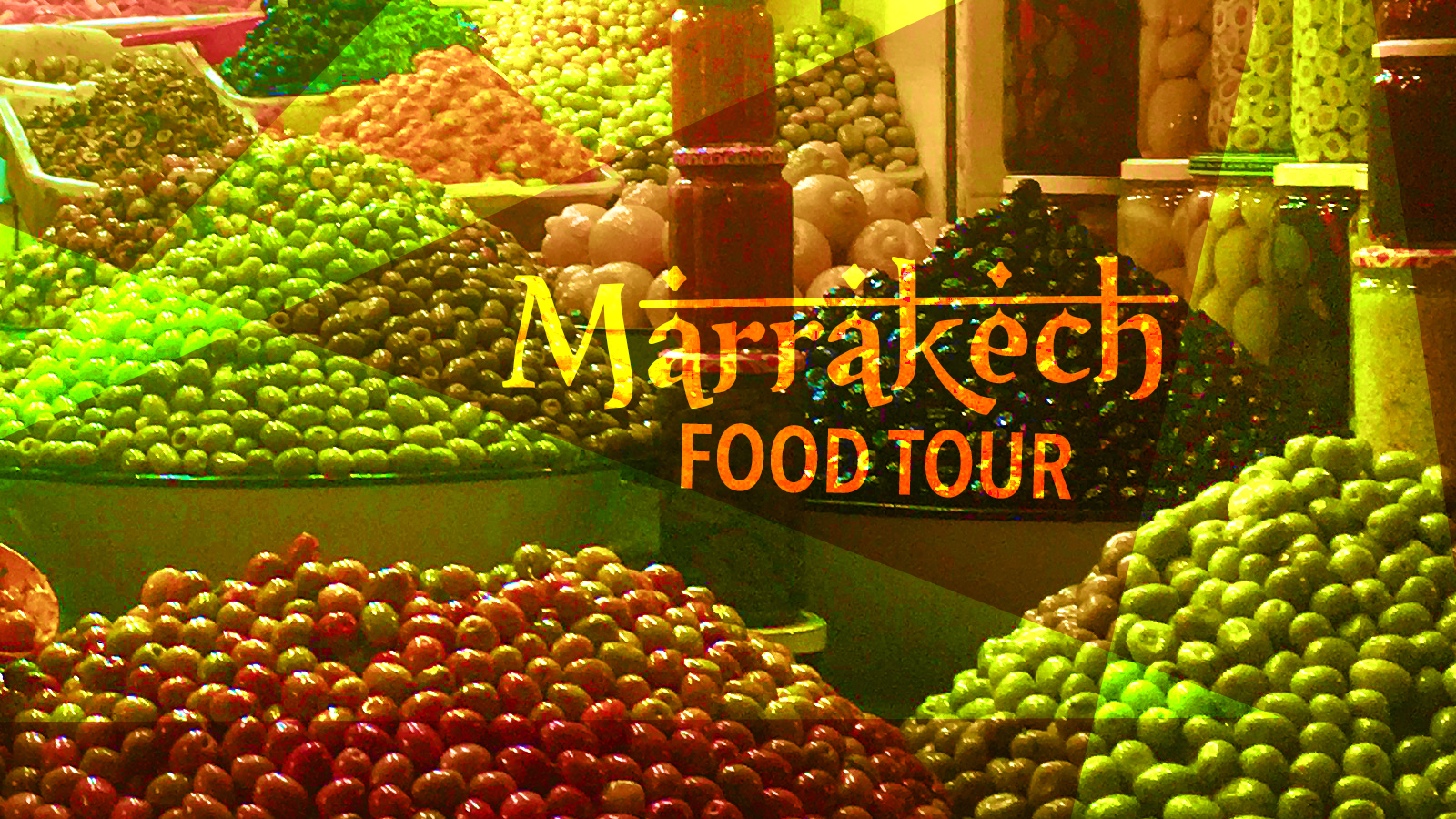 Best Marrakech Food Tour