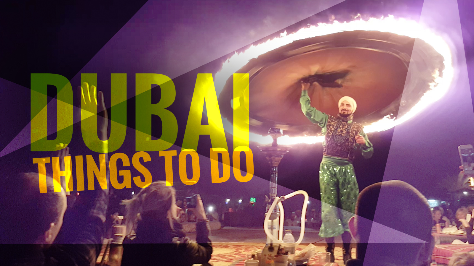 Top things To See & Do in Dubai
