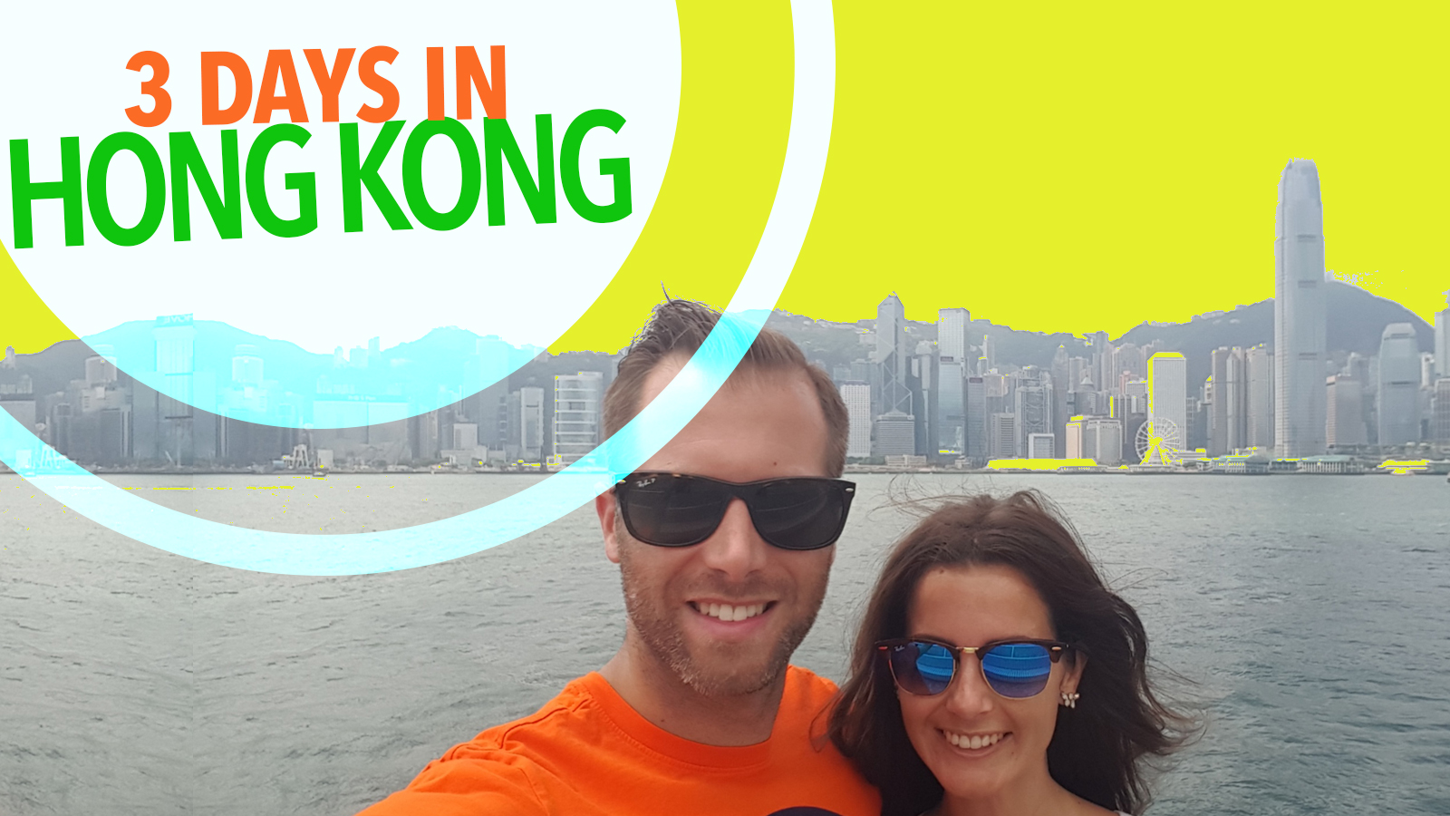 My September trip to Hong Kong & Vacation Itinerary