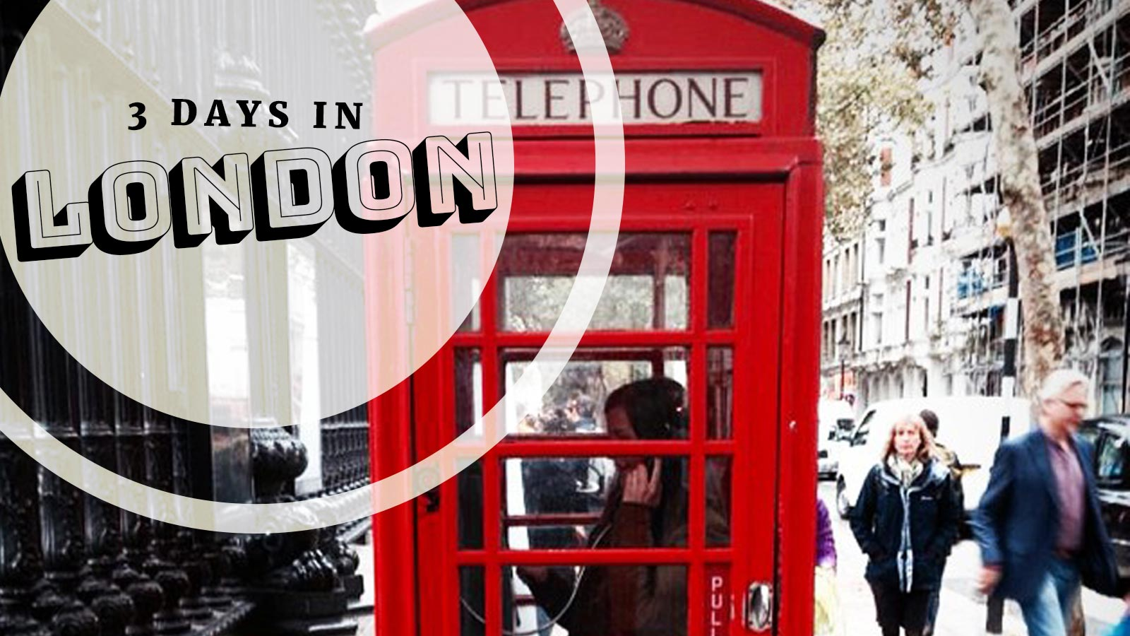 May Trip to London Vacation itinerary