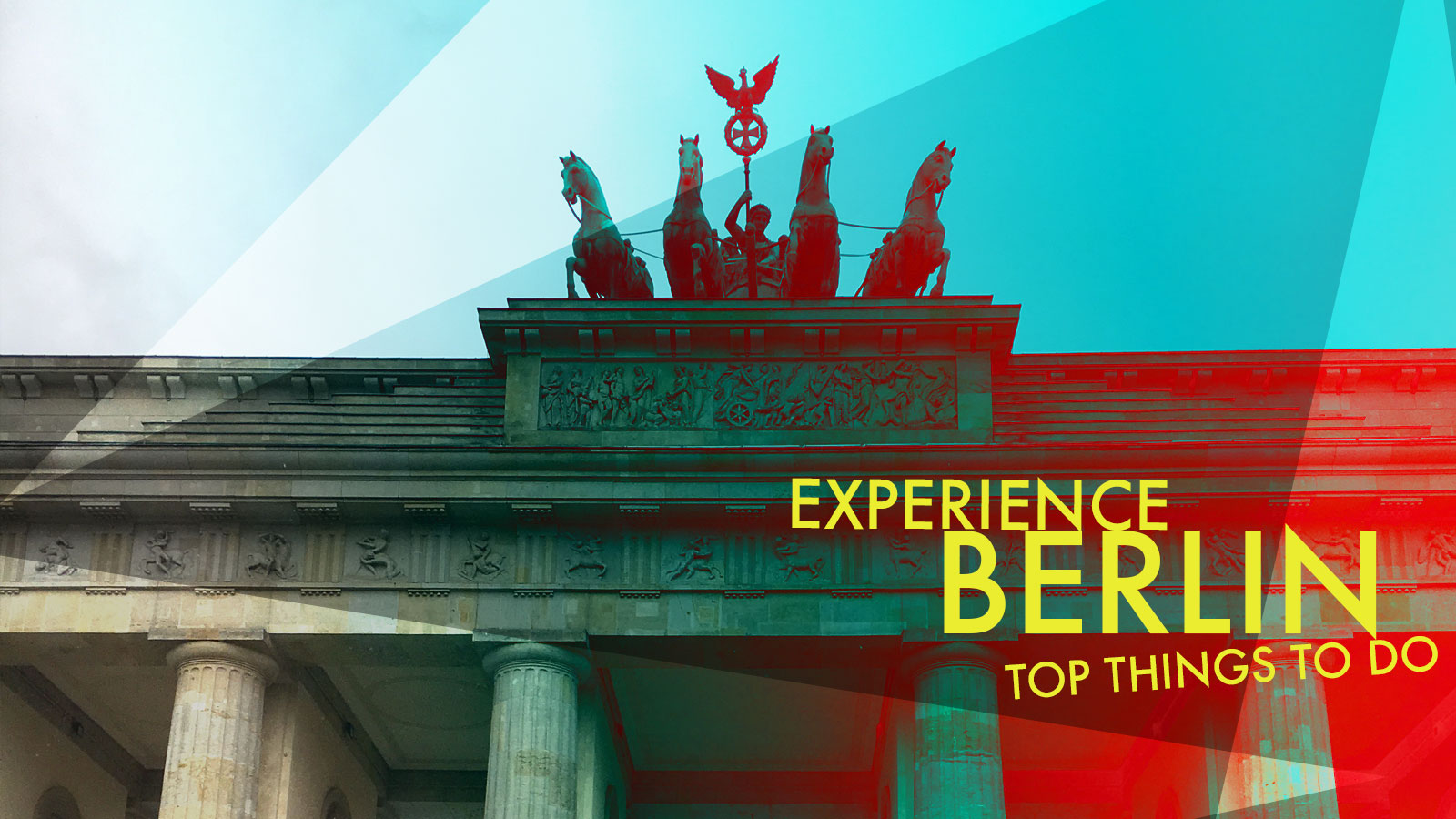Experience Berlin with top things to do and see